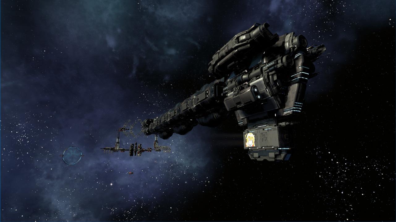 X4 Foundations・大型貿易艦&HEXマップの謎